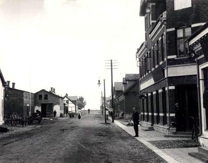 Borgergade ca. 1910