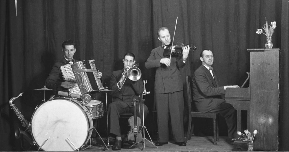 4 musikere
